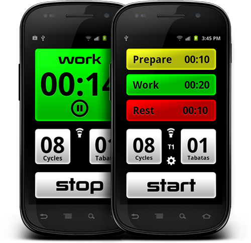 Tabata Pro - Tabata Timer for Android - SimpleTouch
